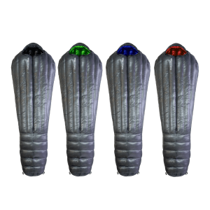 Summit sleeping bag series
