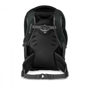 osprey farpoint 40 backpack back
