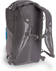rei flash 22 back side without hip belt