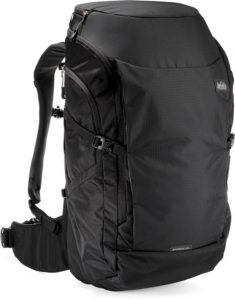 rei ruckpack 40 front side