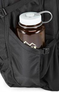rei ruckpack 40 water bottle holder