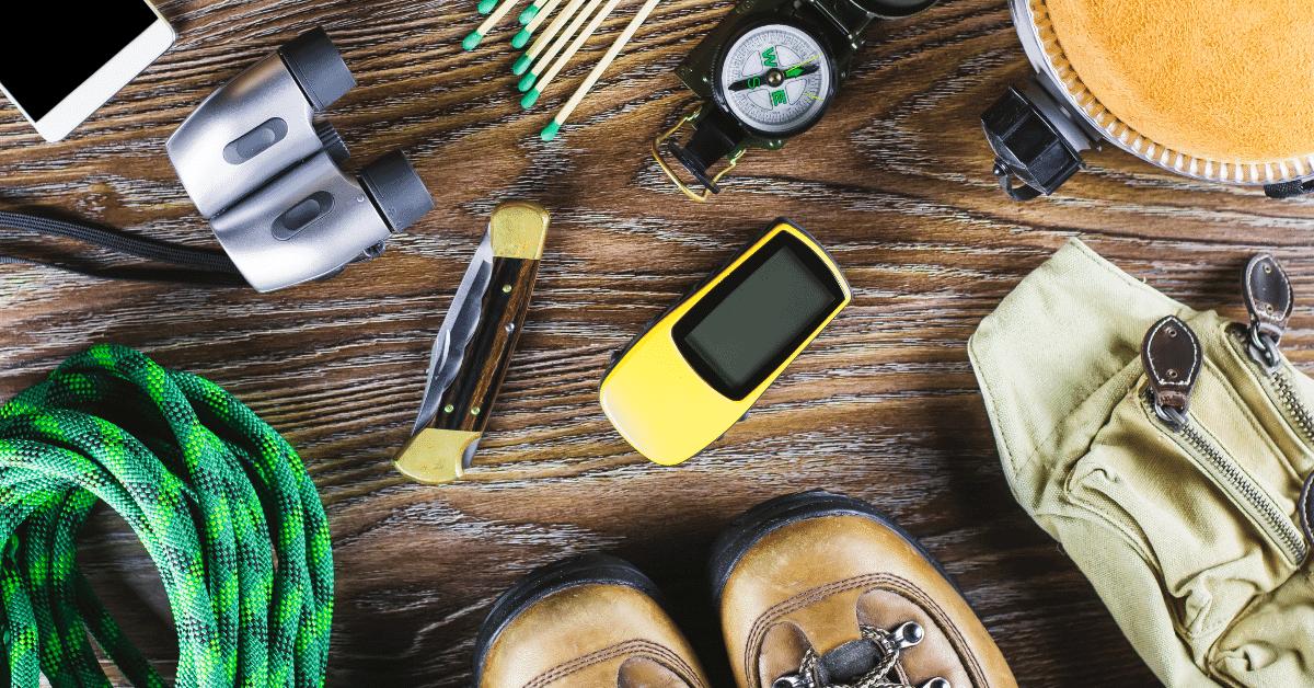 essential camping equipment