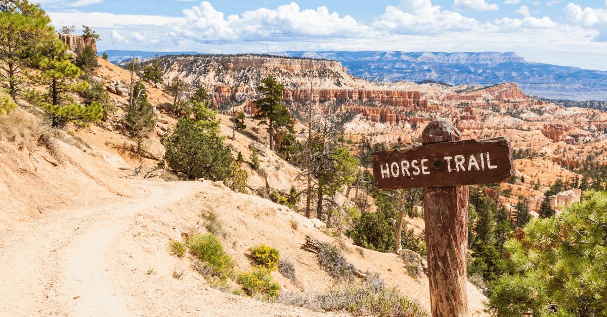 hose trail sign