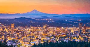 Portland thumb